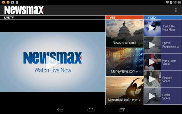 Newsmax TV & Web screenshot 8
