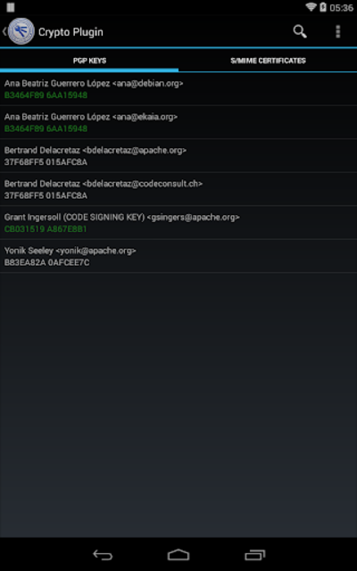 FlipdogSolutions Crypto Plugin screenshot 1