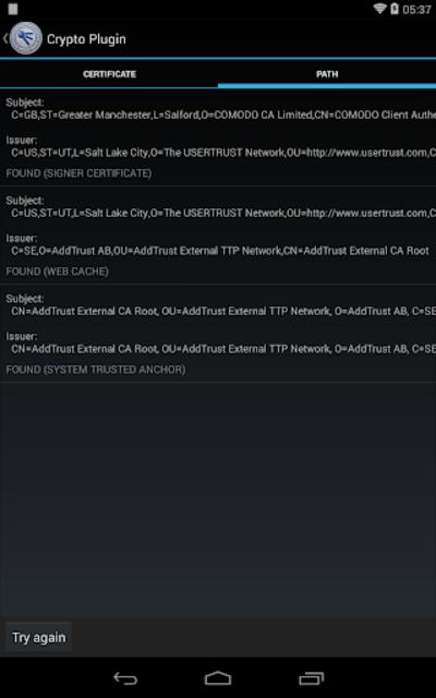 FlipdogSolutions Crypto Plugin screenshot 4
