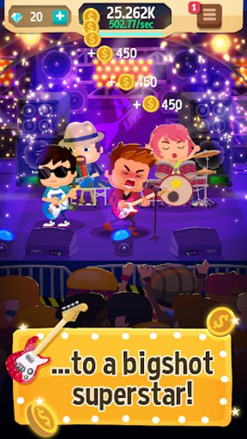 Beat Bop: Pop Star Clicker screenshot 2