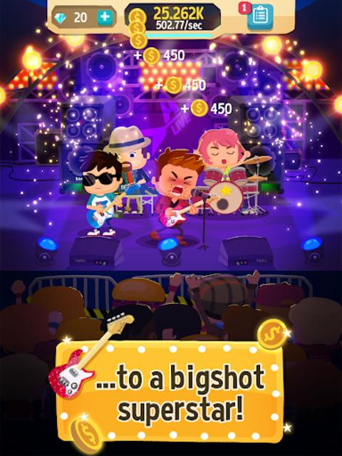 Beat Bop: Pop Star Clicker screenshot 12