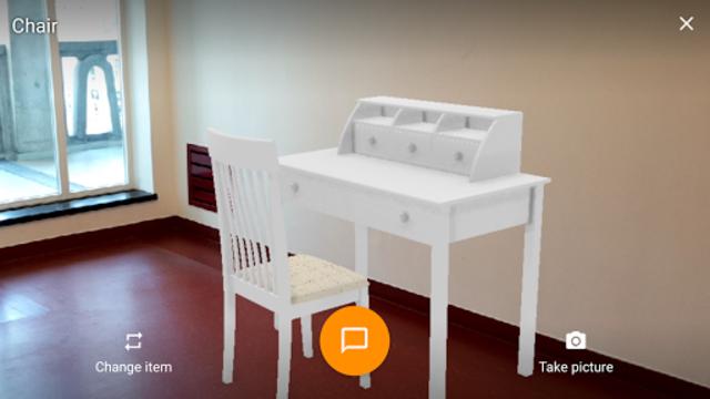 Floorplanner AR Showcase screenshot 3