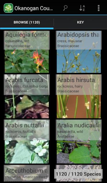 Central West California Plants screenshot 3