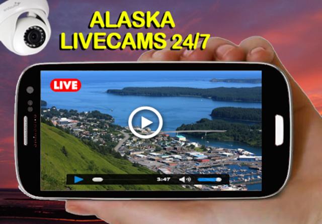 Alaska Weather and Live cams screenshot 2