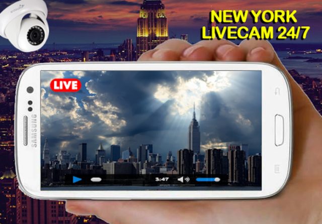 New York Weather and Livecams screenshot 2