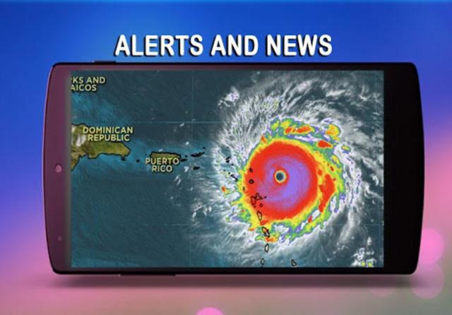Hurricane and Storm Tracker screenshot 3