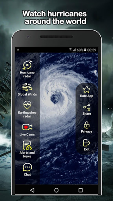 Hurricane and Storm Tracker screenshot 5