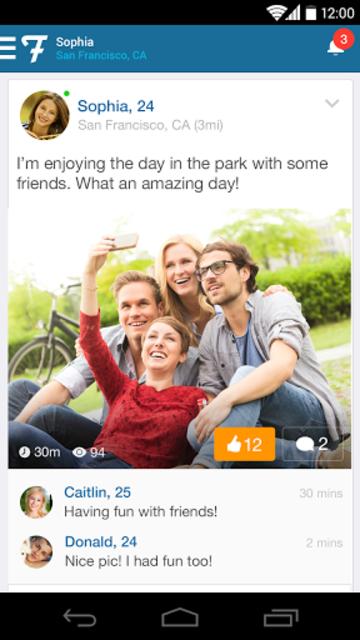 Flurv - Meet, Chat, Friend screenshot 2