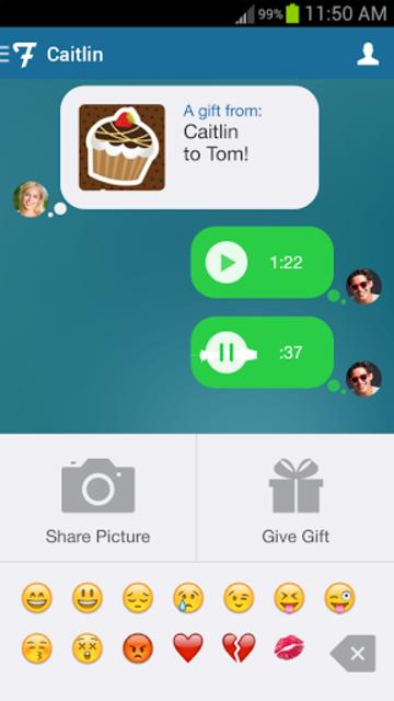 Flurv - Meet, Chat, Friend screenshot 3