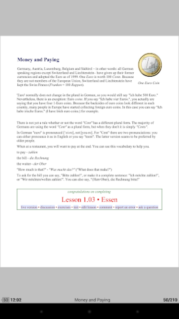 PDF Plugin - Moon+ Reader screenshot 1