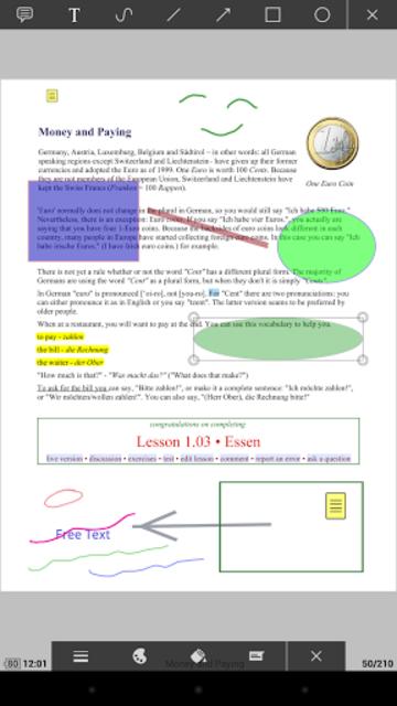 PDF Plugin - Moon+ Reader screenshot 2