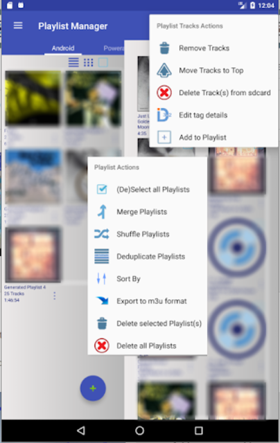 New Playlist Manager screenshot 18