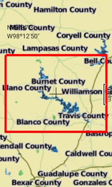Lake Austin - Texas GPS Map Navigator screenshot 8