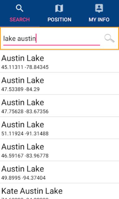 Lake Austin - Texas GPS Map Navigator screenshot 3