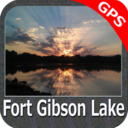 Icon for Lake Fort Gibson GPS Map