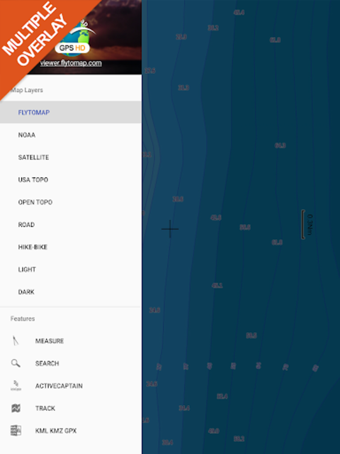 Georgia South to North Carolina GPS Map Navigator screenshot 10