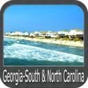 Icon for Georgia South to North Carolina GPS Map Navigator