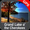 Icon for Grand Lake o the Cherokees GPS Map Navigator