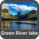Icon for Green River Lake GPS Fishing Chart