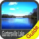 Icon for Lake Guntersville GPS Fishing Chart