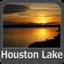 Lake Houston GPS Map Navigator