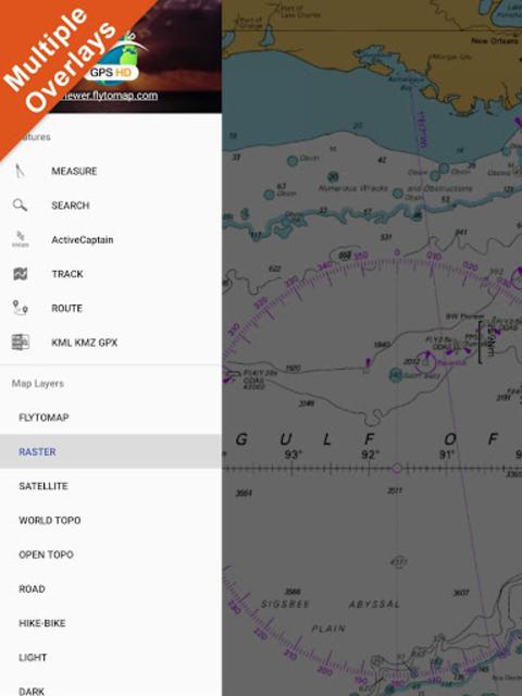 Lake Houston GPS Map Navigator screenshot 23