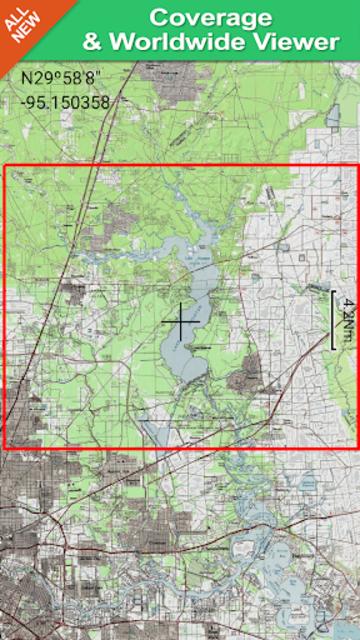 Lake Houston GPS Map Navigator screenshot 8