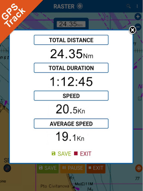 Huron Erie Ontario Lakes GPS Map Navigator screenshot 12