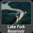 Icon for Lake Fork Texas GPS Fish Chart