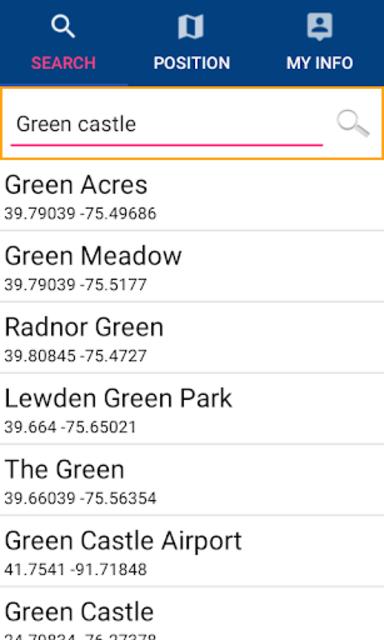 Green Castle Lake - IOWA GPS screenshot 3