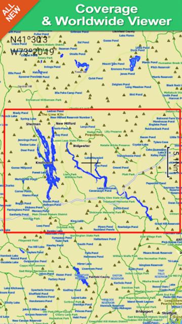 Lillinonah lake GPS Charts screenshot 8