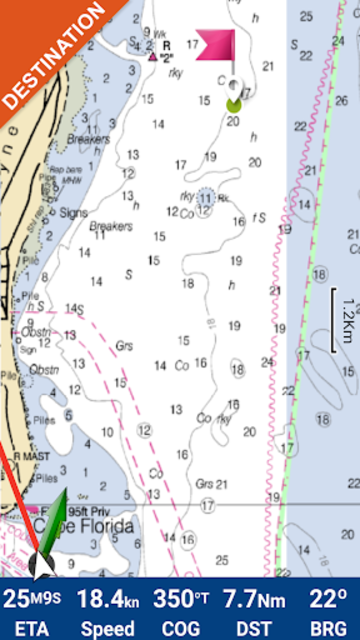 Little Spirit Lake - IOWA GPS screenshot 2