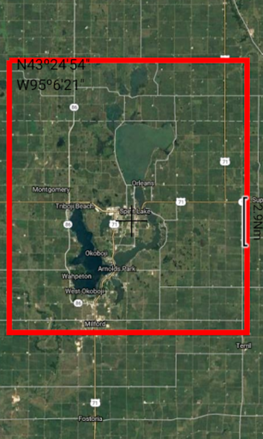 Little Spirit Lake - IOWA GPS screenshot 8