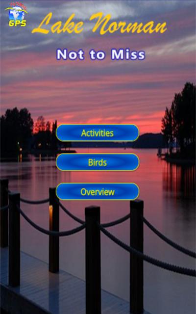 Lake Norman GPS Offline Fishing Charts Navigator screenshot 17