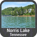 Icon for Norris Lake - Tennessee Offline GPS Map Navigator
