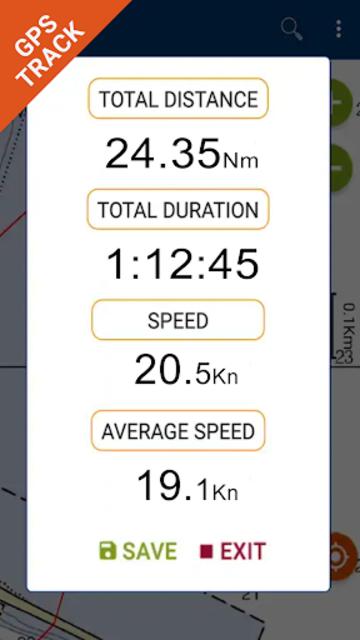 Pokegama Lake - MN GPS Map screenshot 4