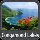 Icon for Congamond Lakes - Massachusetts GPS Map Navigator