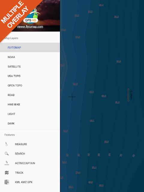 Congamond Lakes - Massachusetts GPS Map Navigator screenshot 10