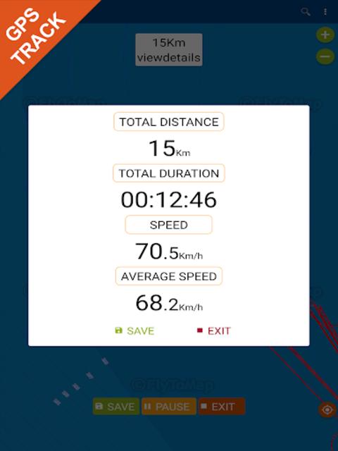 Congamond Lakes - Massachusetts GPS Map Navigator screenshot 11