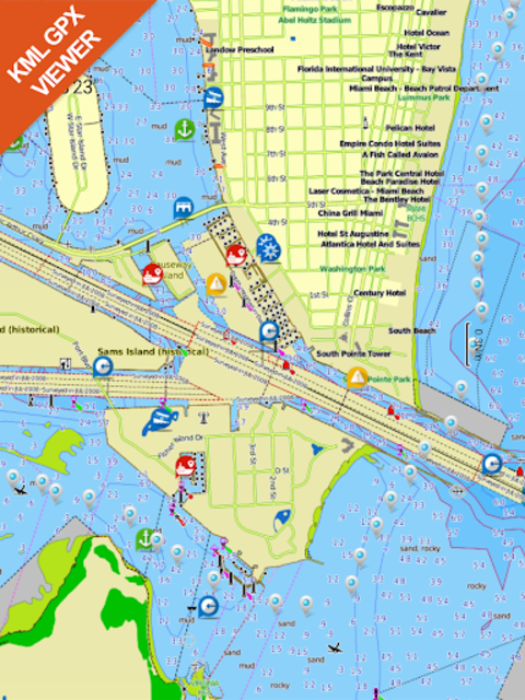 Congamond Lakes - Massachusetts GPS Map Navigator screenshot 13