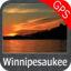 Lake Winnipesaukee New Hampshire Offline GPS Chart