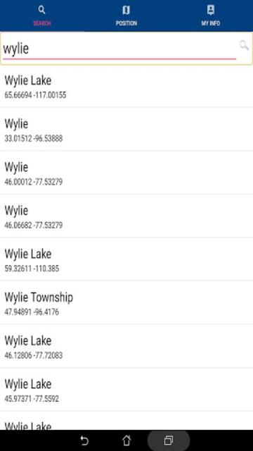 Lake Wylie GPS Offline Fishing Chart screenshot 2