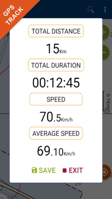 Martinique GPS Map Navigator screenshot 3