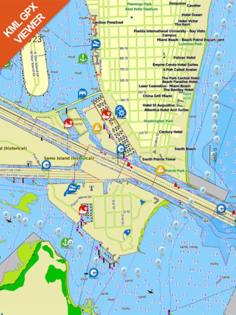 Martinique GPS Map Navigator screenshot 13
