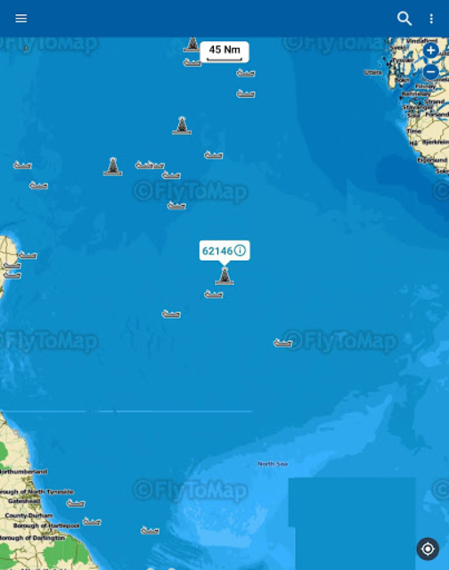 NOAA Buoys Stations & Ships with GPS Tides & Wind screenshot 11