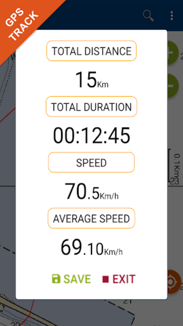 Oslo Fjord GPS Map Navigator screenshot 3