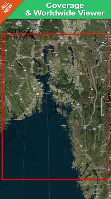 Oslo Fjord GPS Map Navigator screenshot 8
