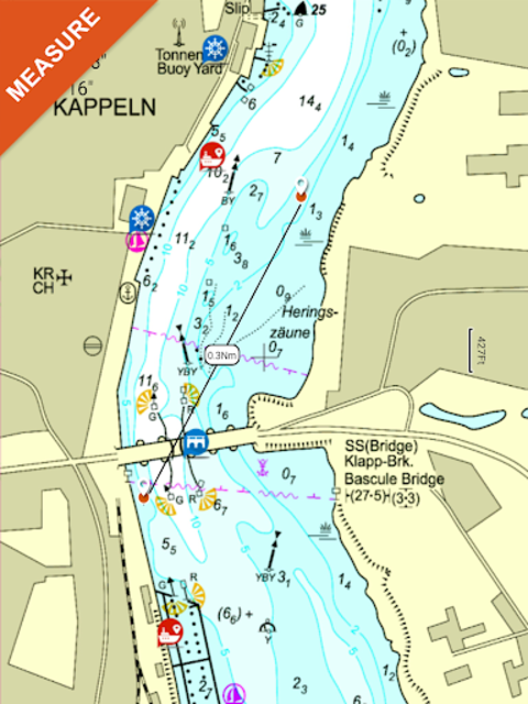 Oslo Fjord GPS Map Navigator screenshot 9