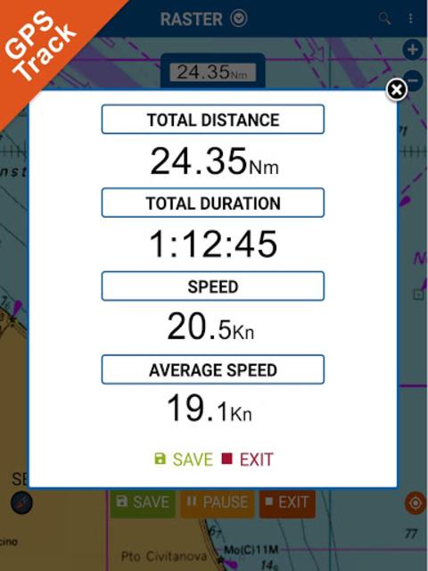 Rainy Lake GPS Map Navigator screenshot 11