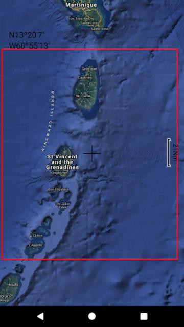 Saint Vincent GPS Nautical and Fishing Charts screenshot 6